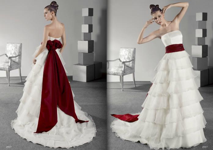 zapatos rojos para vestido de novia – vestidos de mujer