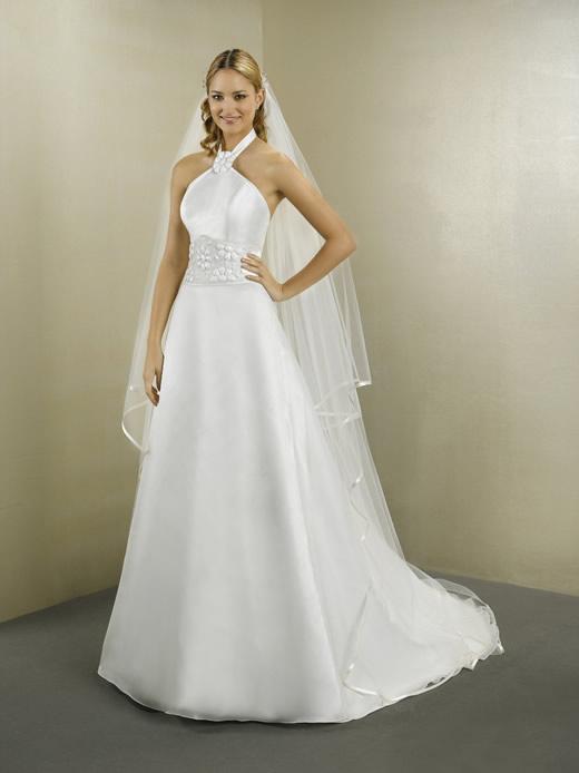 como escoger el escote perfecto para tu vestido de novia – estrella